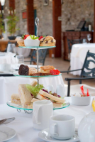 Royal Afternoon Tea for 2 Gift Experience at  Corran Resort and Spa