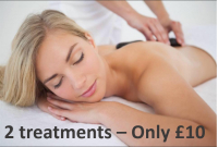 2 beauty treatments for £10