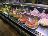 The Deli counter at Packington presents......
