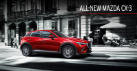 0% FINANCE ON MAZDA CX-3 AT FOREST ROAD GARAGE
