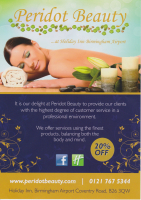 20% off all treatments
