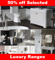 January Sale - 50% of Luxury Ranges
