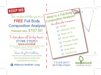 Free Full Body Composition Analysis