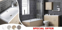 Full Bathroom Suite for £675 Saving You a Massive £155