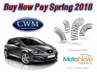 Buy a Car Now and Pay Nothing Until Spring 2016