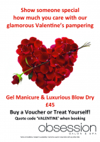 Valentine's Offer - Treat someone special