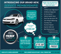Want your next MOT for FREE? Car Service Membership with MotorServ-UK Solihull