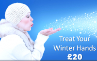 Treat Your Hands This Winter
