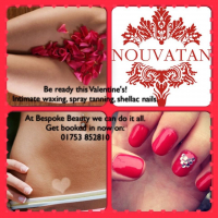 Get ready for Valentine's at Bespoke Beauty!