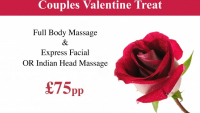 Couples Valentine Spa Treat