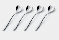 Big Love Set of 4 Coffee Spoons