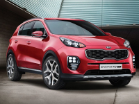 FIRST 3 SERVICES FREE WHEN YOU BUY A NEW KIA SPORTAGE FROM FOREST ROAD GARAGE