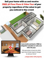 FREE 3D FLOOR PLAN OF YOUR PROPERTY