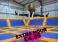 Extra Hour only £4.95!
