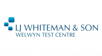 MOTs £25 at LJ Whiteman & Son (Welwyn Test Centre)