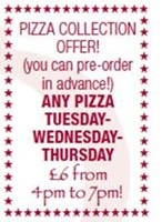 Pizza Collection Offer