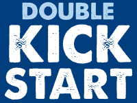 DOUBLE your KICK START with thebestof!
