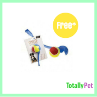 Free ball thrower when you spend over £30 at Totally Pet!