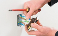 10% discount on a range of electrical work!