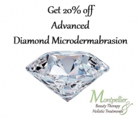 Get 20% Diamond Microdermabrasion