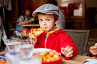Kids Eat for FREE at Vanchino's Restaurant