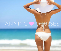 20% off any bottle of tanning lotion with any tanning course!