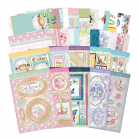 Special offer on Hunkydory and Celebrations Craft Kits at Back 2 Craft in Walsall