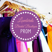 Junior prom dresses have 20% OFF at Lovebirds Bridal Boutique in Walsall