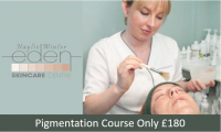 Skin Pigmentation Course - Only £180