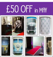a-MAY-zing Offer - £50 Off!