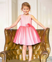 Jottum Pink Party Dress now £154.99