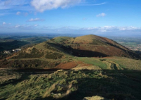Walking in the Malvern Hills