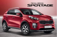 All-New Kia Sportage with 4.9% APR Representative