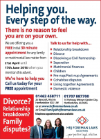hrj, foreman, laws, solicitors, free, 30, minute, appointment, family, matrimonial