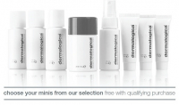 Spend £60 on products and receive 3 mini Dermalogica products of your choice!