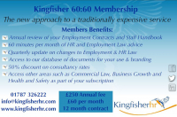 Kingfisher HR 6060 Membership