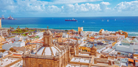 Canaries Cruise from £929pp - flights included