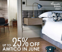 Up to 25% OFF Amtico Flooring in June at Milners in Ashtead