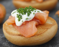 Free Wedding Canapes