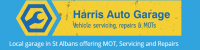 Free collection and delivery with car servicing at Harris Auto Garage