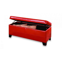 Red Alice Storage Ottoman: £129.00 (was £179.00)