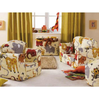 ONE ONLY: Jungle Childrens Furniture Set: £199.00 (was £429.00)