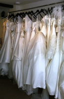 70% Sample Sale on Wedding Dresses!