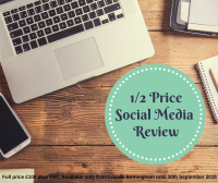Half Price Social Media Review