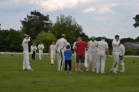 Free cricket training for juniors