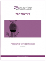 FREE Download - Presenting Tips