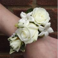 Corsages from Perfect Moment Florist in St Albans
