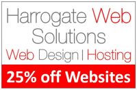 25% off Websites