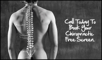 Chiropractic FREE Screen Assessment