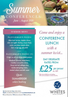 Bolton Whites Summer Conference Offer